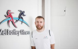 George Davies Mel Bartley Fitness