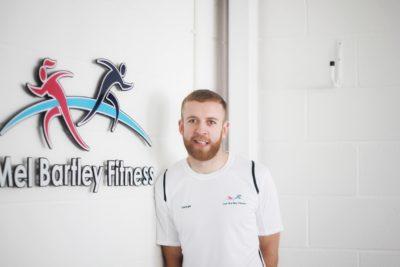 George Davies Mel Bartley Fitness